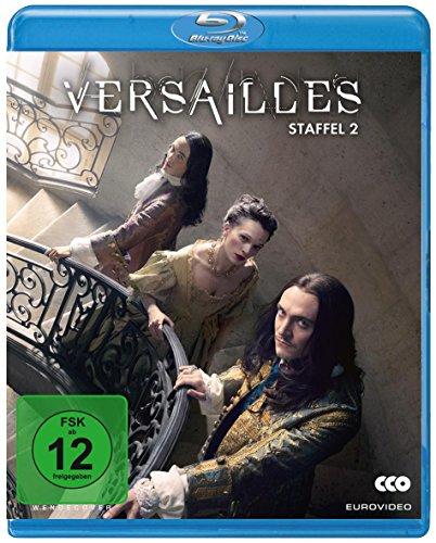 Versailles Staffel 2 [Blu-ray]