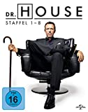 Dr. House - Die komplette Serie (exklusiv bei Amazon.de) [Blu-ray]