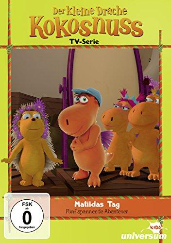 Der kleine Drache Kokosnuss Die TV-Serie, Vol.10: Matildas Tag