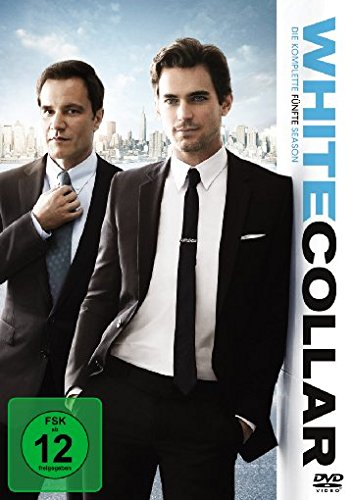 White Collar Staffel 5 (3 DVDs)