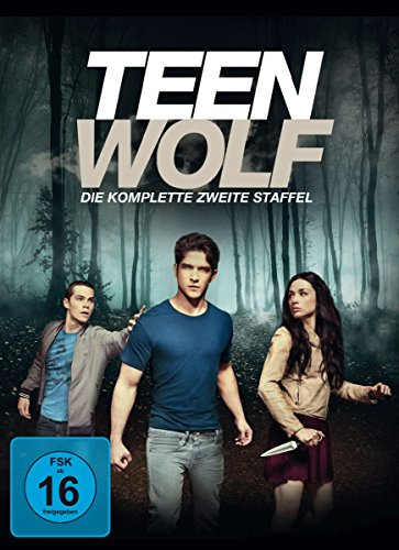 Teen Wolf Staffel 2 (4 DVDs)