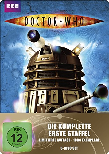 Doctor Who Staffel 1 (5 DVDs)