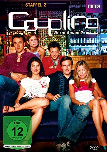 Coupling - Wer mit wem? Staffel 2 (2 DVDs)