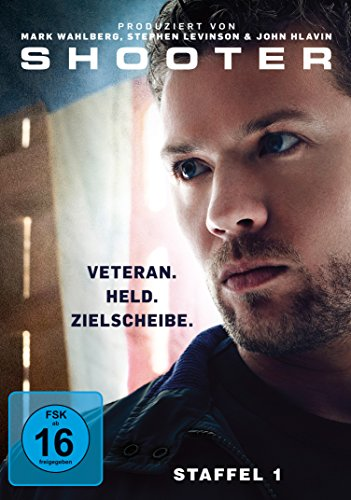Shooter Staffel 1 (4 DVDs)