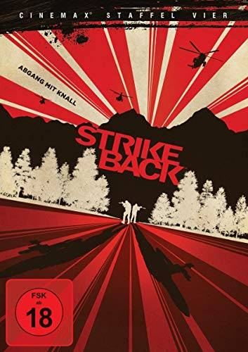 Strike Back Staffel 4 (3 DVDs)