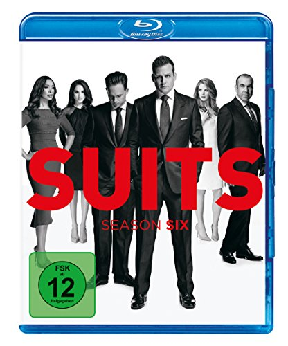 Suits Staffel 6 [Blu-ray]