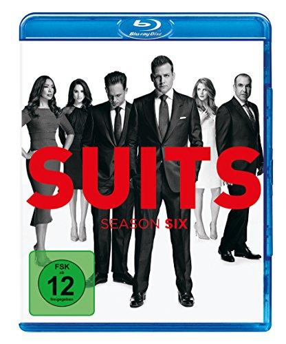 Suits Staffel 6 [Blu-ray]
