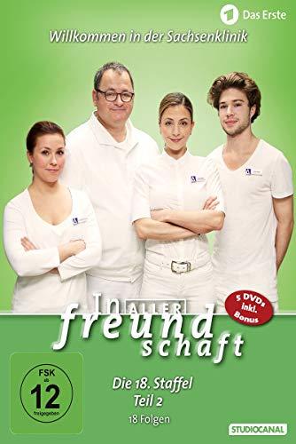 In aller Freundschaft Staffel 18, Teil 2 (5 DVDs)