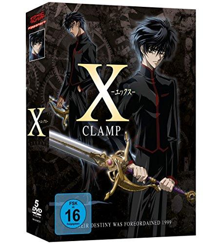 X Gesamtausgabe (5 DVDs)