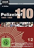 Polizeiruf 110 - Box 12: 1984-1985 (DDR TV-Archiv) (Softbox) (4 DVDs)