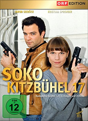 SOKO Kitzbühel Box 17 (3 DVDs)
