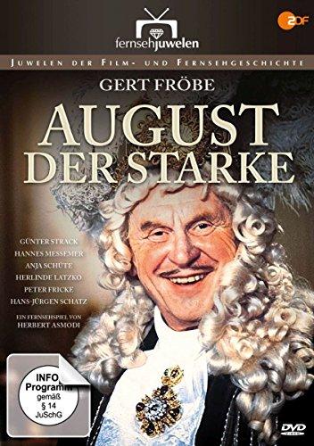 August der Starke (TV-Film von 1984) (plus Bonus-Features mit Gert Fröbe)