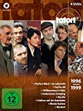 Tatort - 90er Box, Vol. 3 (1996-1999) (4 DVDs)