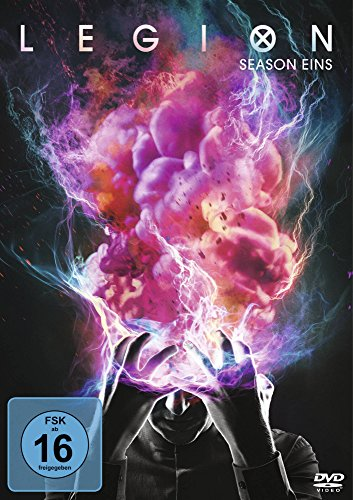 Legion Staffel 1 (3 DVDs)