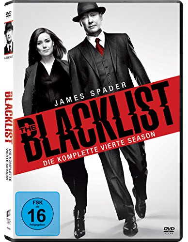 The Blacklist Staffel 4 (6 DVDs)