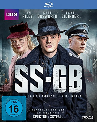 SS-GB Blu-ray