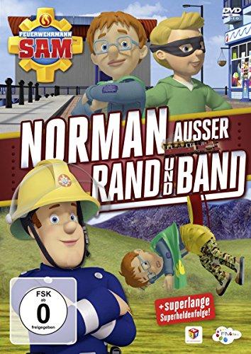 Feuerwehrmann Sam Norman außer Rand und Band