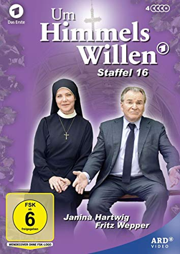 Um Himmels Willen Staffel 16 (4 DVDs)