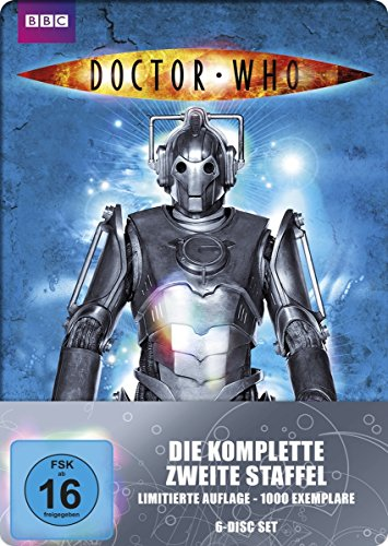 Doctor Who Staffel 2 (6 DVDs)