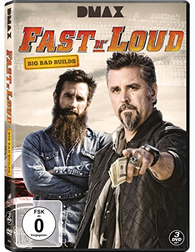Fast N' Loud Beards, Builds & Beers