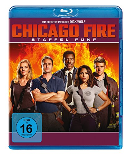 Chicago Fire Staffel 5 [Blu-ray]