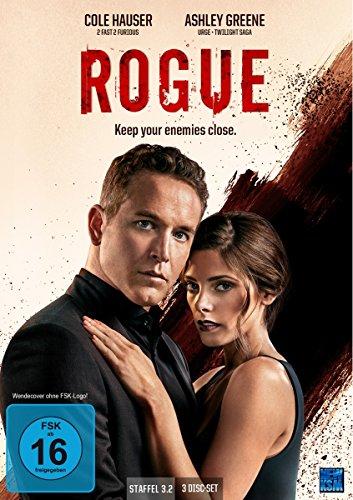 Rogue Staffel 3.2 (3 DVDs)