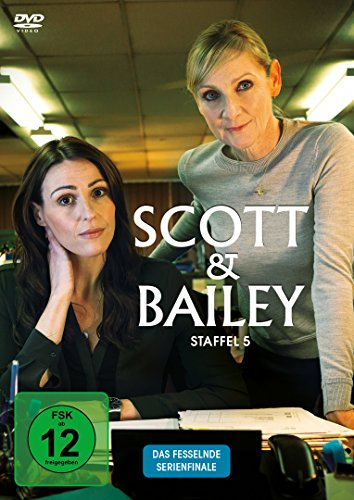 Scott & Bailey Staffel 5