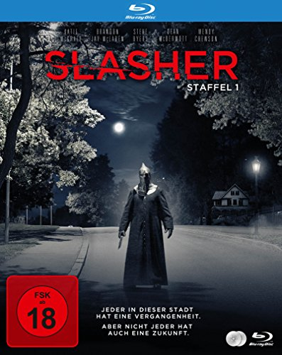 Slasher Staffel 1 [Blu-ray]