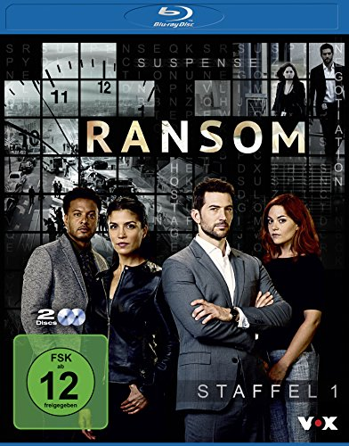 Ransom Staffel 1 [Blu-ray]