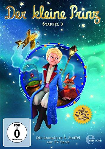 Der kleine Prinz Staffelbox 3 (4 DVDs)