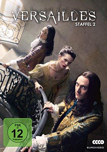 Versailles Staffel 2 (4 DVDs)
