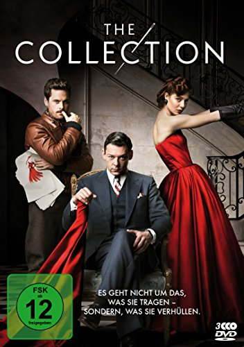 The Collection 3 DVDs