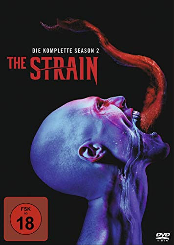 The Strain Staffel 2 (4 DVDs)