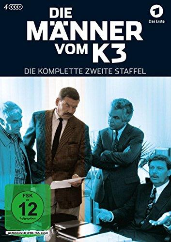 Die Männer vom K 3 Staffel 2 (4 DVD)