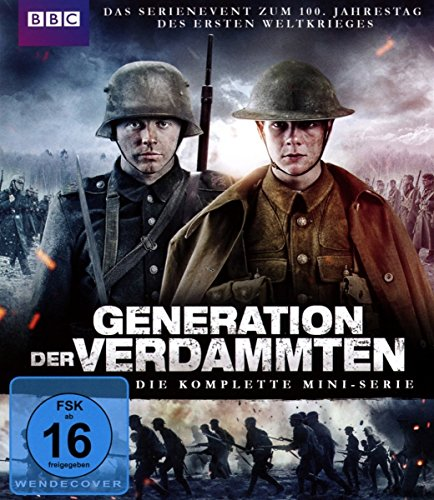 Generation der Verdammten Die komplette Mini-Serie [Blu-ray]