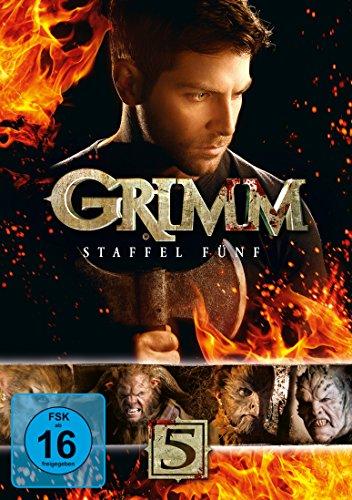 Grimm Staffel 5 (5 DVDs)