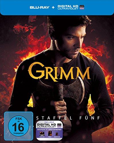 Grimm Staffel 5 [Blu-ray]