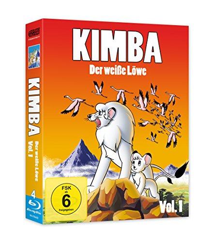 Kimba - Der weiße Löwe: