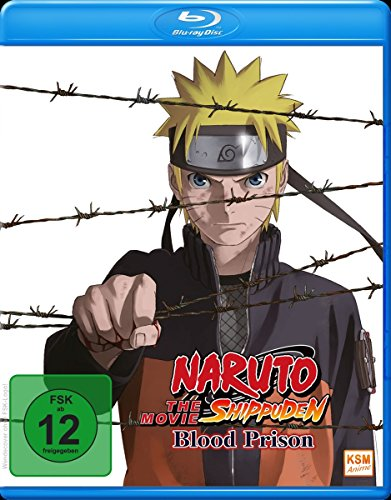 Naruto Shippuden The Movie 5: Blood Prison [Blu-ray]