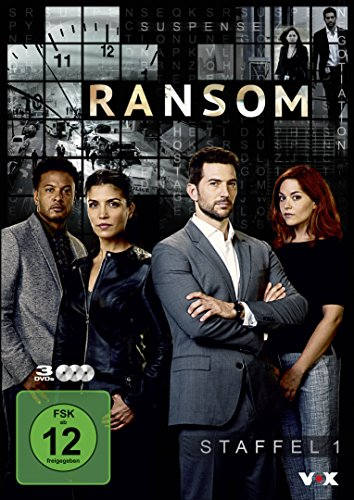 Ransom Staffel 1 (3 DVDs)