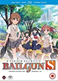A Certain Scientific Railgun - Season 2 (Episodes 1-24) [Blu-ray]