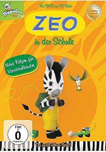 Zeo, das Zebra - Hörspiel, Vol. 3: Zeo entdeckt die Welt