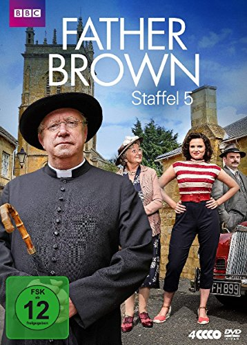 Father Brown Staffel 5 (4 DVDs)