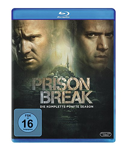 Prison Break Staffel 5 [Blu-ray]