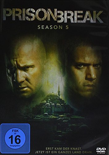 Prison Break Staffel 5 (3 DVDs)
