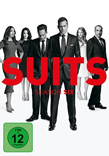 Suits Staffel 6 (4 DVDs)