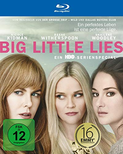 Big Little Lies Staffel 1 [Blu-ray]