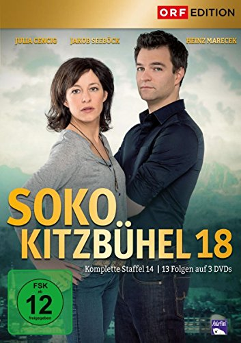 SOKO Kitzbühel Box 18 (3 DVDs)
