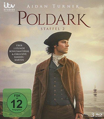 Poldark Staffel 2 [Blu-ray]