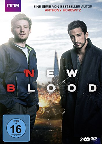 New Blood 2 DVDs